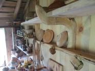 På Meisingset har Edvard bygd eit langhus som det er ei san glede å komme til.