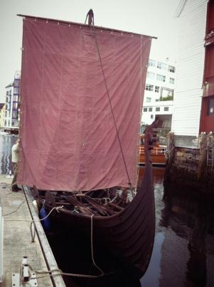 Eig ein ei trebåt er aldrig utan arbeid.