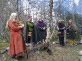 Å samlast til ting, arbeid, leik, fest og formidling av den rike arven vikingane gav oss.