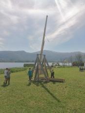 Teknikken var nok kjent for vikingane, men var lite praktisk her til lands.