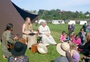 Trønderane kom til møre og tok med seg song denne gongen.
