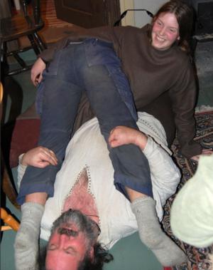 Dugnad 2008